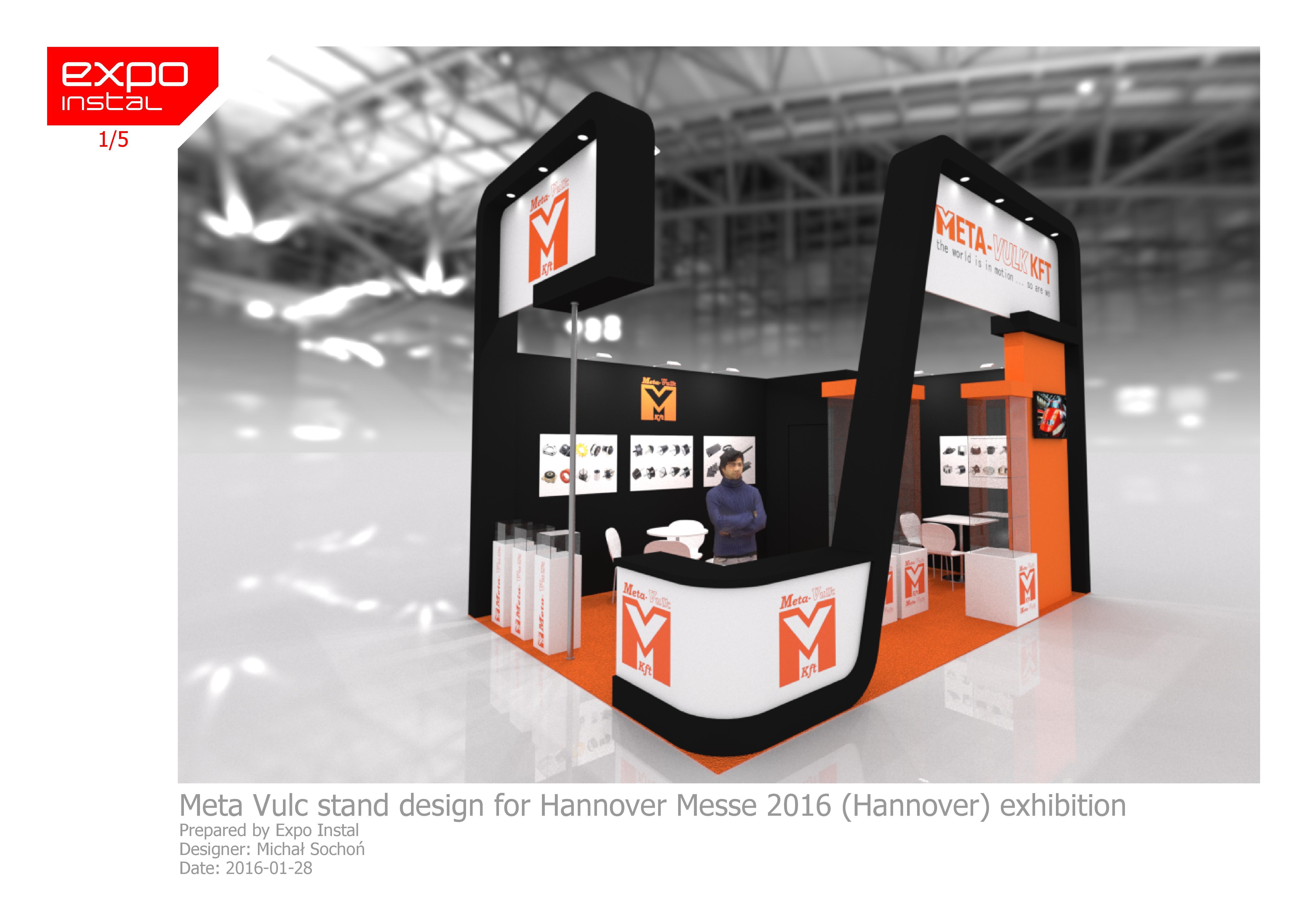 new design hannover messe 16 metavulk. Black Bedroom Furniture Sets. Home Design Ideas